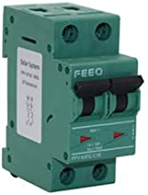 FEEO/GPE SYSTEMS PRIVATE LIMITED ABS Solar DC MCB (Green)