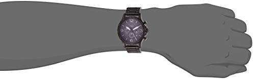 Fossil Homme Chronographe Quartz Montre avec Bracelet en Acier Inoxydable JR1401