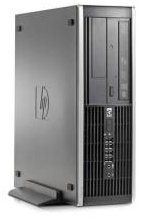 HP Compaq Elite 8000 SFF - Ordenador de sobremesa (3,16 GHz, Intel Core 2 Duo, E8500, 2 GB, DDR3-SDRAM, 16 GB)