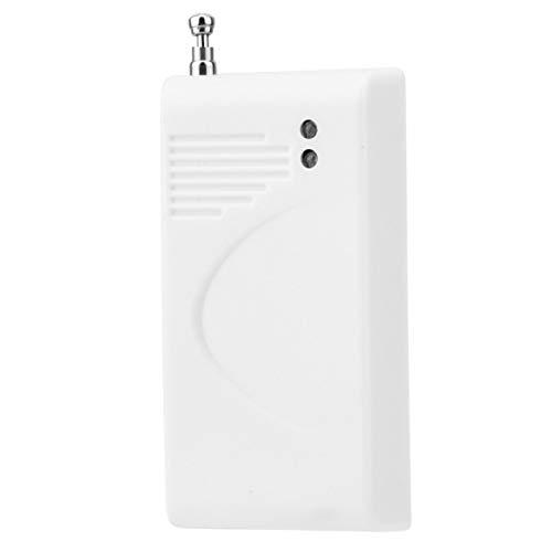 Alarma de vibración, Blanco Alarma de vibración de Puerta de Alta confiabilidad con Ahorro de energía, Larga Vida útil Ventana Familiar Dormitorio Sala de Estar para Cocina