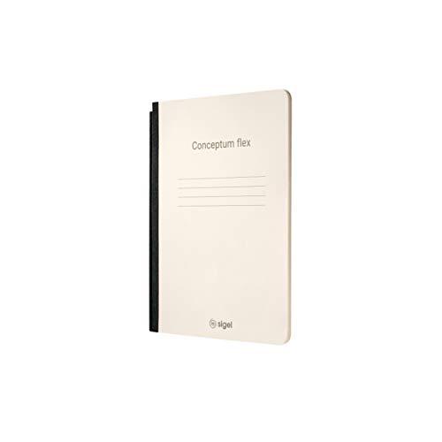 SIGEL CF205 Cuadernos de notas, 15,2x21x5 cm, con puntos - Conceptum flex