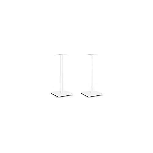 Nubert MS-67 Boxenstativpaar | Stative für Kompaktlautsprecher von Nubert | Höhe 67 cm | stabile Lautsprecherständer | Ideal für Surroundlautsprecher | Original Nubert Zubehör | Weiß | 2 Stück