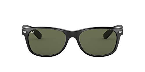 Ray-Ban MOD. 2132 Ray-Ban Sonnenbrille Mod. 2132 Wayfarer Sonnenbrille 52, Schwarz