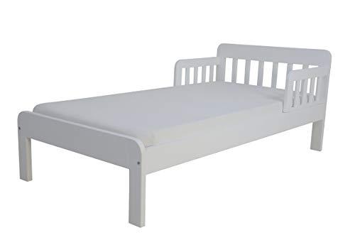 East Coast Nursery Toddler Bed, White