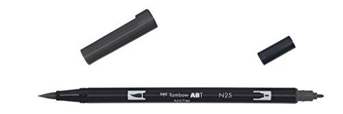 Tombow Dual Brush-N25 - Rotulador doble punta pincel