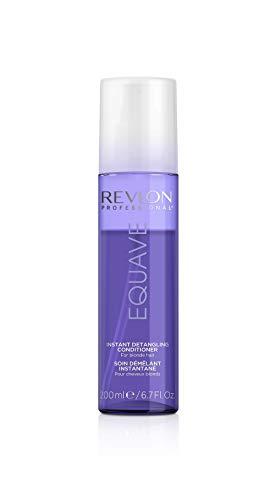 Revlon Equave Le Conditionneur Démêlant pour Cheveux Blonds, 200 ml