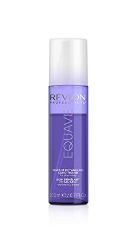 Revlon Equave Le Conditionneur Démêlant pour Cheveux Blonds, 200 ml