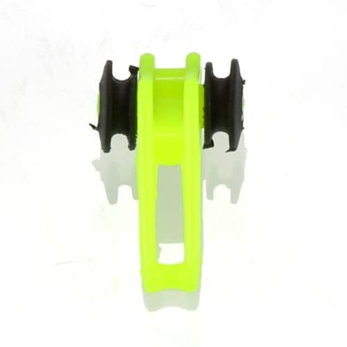 U-K 1 soporte de plástico para anzuelos de pesca, soporte para caña de pescar, señuelos de pesca, accesorios de pesca