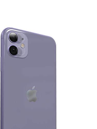 Protettore in Vetro Temperato Fotocamera Posteriore per iPhone 11 (6.1) vitro