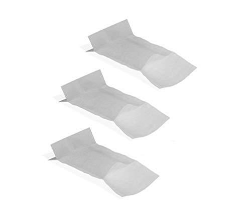 Pamai Pai® 100 Papierfilter für Tee Gr. M kompostierbar Einwegfilter Teesieb Teenetz