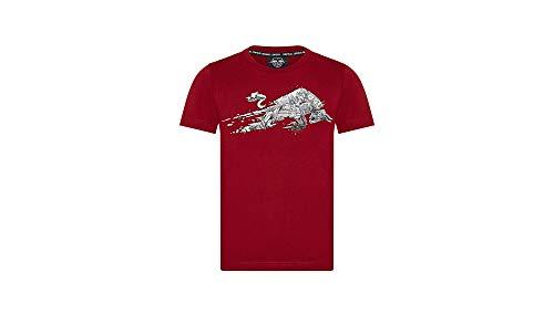 RB Leipzig Stadium Bull T-Shirt, Youth - Original Merchandise