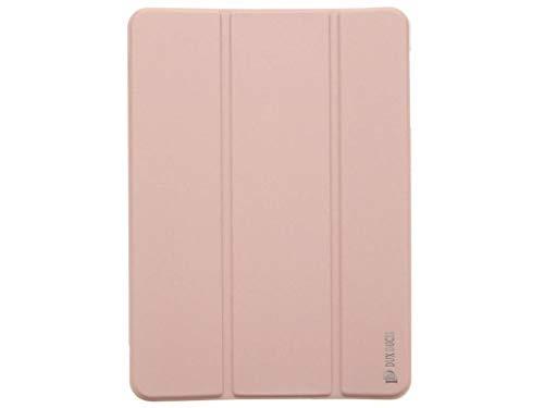 Dux Ducis - Funda Tipo Libro para Samsung Galaxy Tab S3 9.7, Color Dorado y Rosa