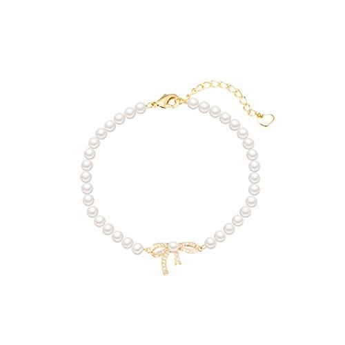 Pulseras Plateadas Forever Love Knot Infinity para Mujer Pulsera de Oro para Mujer Diseño de Cadena Infinita
