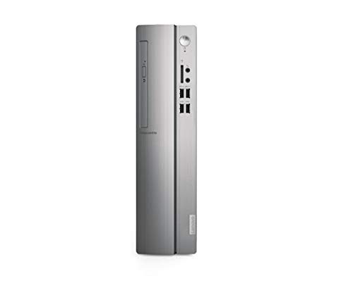 Lenovo IdeaCentre 310S Desktop, Processore AMD A9-9425, 256GB SSD, RAM 8GB, Keyboard and Mouse USB, Black