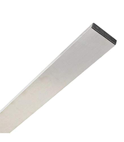 Maurer 2210605 - Regla aluminio 80 x 20, 200 cm de longitud
