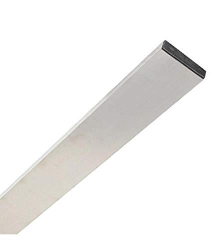 Maurer 2210600 - Regla aluminio 80x20 mm/150 cm