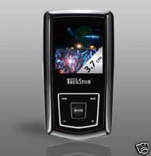 TrekStor i.Beat 1GB Mp3/Audio/Video/Movie Player w/FM tuner/Radio