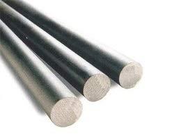 MN Barra redonda de acero suave color negro. Diámetro: 10 mm. 1 x 1,5 m.
