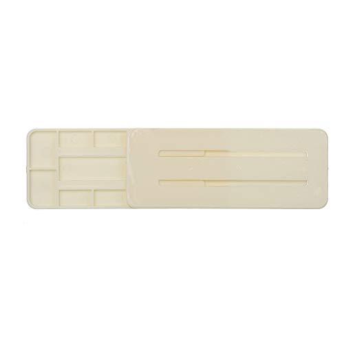 Lepeuxi Sin Perforaciones Enchufe Adhesivo Protector de sobretensión de Enchufe Dispositivo de...