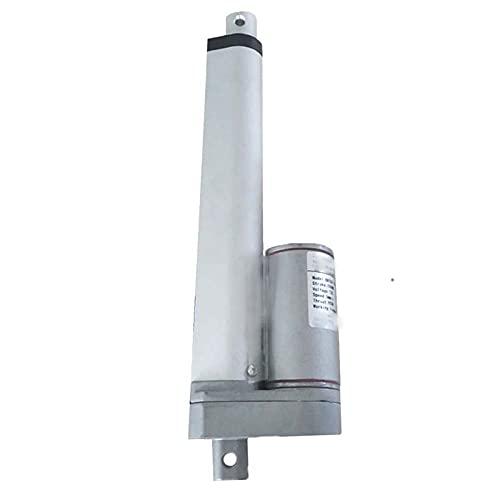 Ztengyu-Motor eléctrico de elevación Terraco de 150 mm, Motor 12V / 24V DC, Actuador Lineal eléctrico, Controlador de Motor Lineal 60-900N Buena adaptabilidad