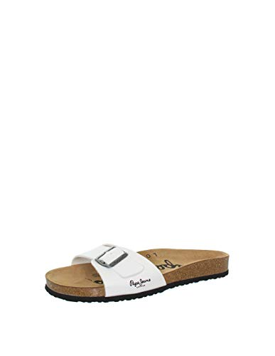 Pepe Jeans Sandales, Sabots Homme homme Blanc