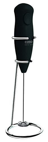 Caso 1610 Milchaufschäumer, stainless_steel, Schwarz