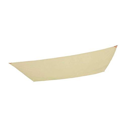 Aktive 61017 Toldo Vela Rectangular con protección UV50, Crema, 200 x 300 cm