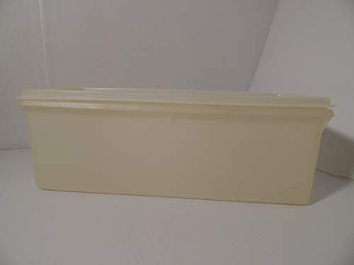 Vintage Tupperware Sheer Jumbo Bread Server