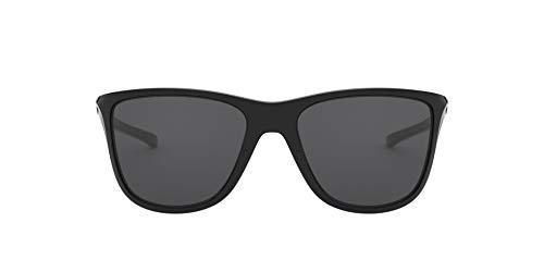 Oakley Sonnenbrille Reverie 0OO9362_01 Wayfarer Sonnenbrille 55, Schwarz