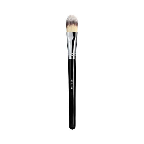 T4B LUSSONI 100 Series Pinceaux Maquillage Professionnel Kabuki (PRO 124 Pinceau fond de teint plat)