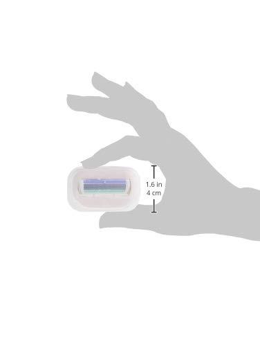 Schick Intuition Renewing Moisture Pomegranate Razor Blade Refills 3 Count