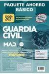 Paquete Ahorro BÁSICO Guardia Civil 2021. (incluye Temarios 1, 2, 3 y
