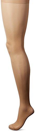 L'eggs Women's Sheer Energy 2 Pair Control Top Reinforced Toe Panty Hose, Nude, B