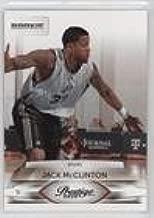 Jack McClinton (Basketball Card) 2009-10 Panini Prestige - [Base] #199