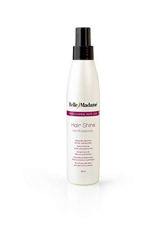 Hairshine UV 200ml Dening Hair Belle Madame - für Echthaarperücken, Kunsthaarperücken, Wig, Extensions, Haarteile, Harverlängerungen