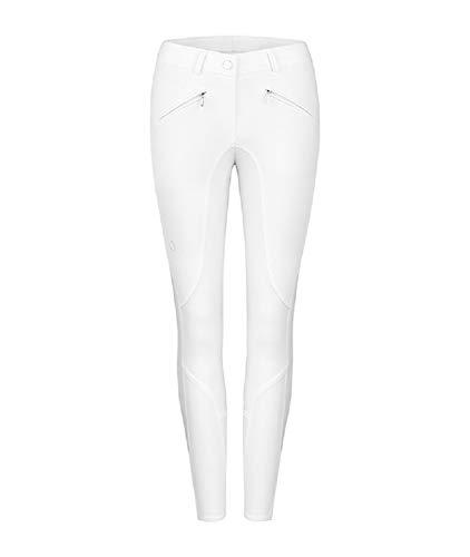 Cavallo Reithose Caja Grip C Stretch Premium | Farbe: White | Größe: 42