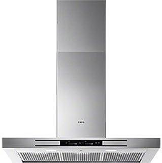 AEG Campana x9938 4md03, Isla hauben, Ancho 90 cm, eficiencia energética: A +: Amazon.es: Grandes electrodomésticos