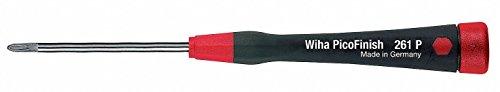 Wiha Wiha 26132 Tournevis cruciforme avec manche de précision PicoFinish souple #00 x 40 mm