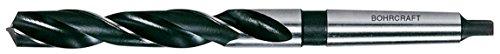 Preisvergleich Produktbild Bohrcraft Spiralbohrer DIN 345 HSS Typ N,  19, 5 mm / MK 2 in QuadroPack,  1 Stück,  14500301950