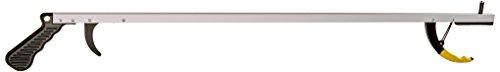 """Sammons Preston Reacher, Standard 32"""", Grabber Reacher Tool, Lightweight Trash Picker Grabber & Garden Nabber, Handy Aluminum Picker Up Tool & Reaching Claw, Portable Reaching Assist & Dressing Tool"""