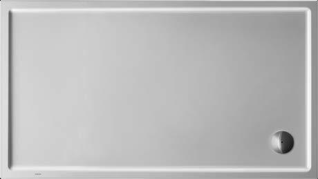 Duravit Starck–Teller Slimline 1600x 900mm