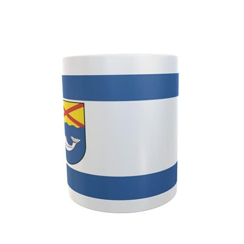 U24 Tasse Kaffeebecher Mug Cup Flagge Kalletal
