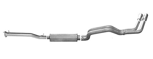 Gibson Exhaust 5650 Aluminized Dual Sport Exhaust System
