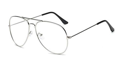 Tofox Metallgestell Brillenfassung Damen Retro Rund Brille Nerdbrille Brillenfassungen Für Herren