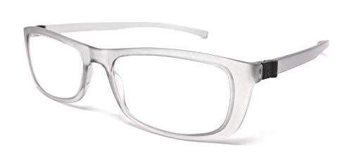 Rodenstock R 5194 D Sportbrille für Herren und Damen, Eis, transparent