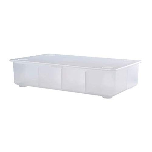 IKEA Glis Box 002.831.03 - Caja con tapa (13 3/8 x 8 1/4 pulgadas)