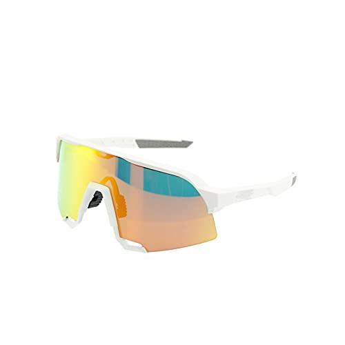Gafas de ciclismo, gafas de sol deportivas polarizadas,Gafas de sol para hombre y mujer, bicicleta de montaña, béisbol, correr, pesca, golf, conducción C6