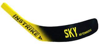 INSTRIKE X-Hard Sky ABS Hockey Eishockey Blade Kelle (TS23, Rechts)