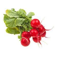 Generic Fresh 200 Unids Rainbow Radish Semillas de vegetales para plantar Rojo