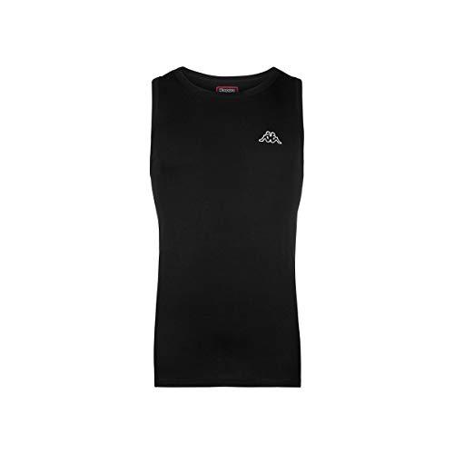 Kappa - T-Shirt Carsenac Homme - Man - XL - Noir